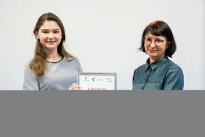 Журналист ИА «Татар-информ» стала лауреатом республиканского конкурса