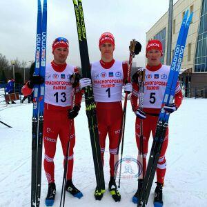 Татарстанские лыжники заняли весь пьедестал почета на «Красногорской лыжне»