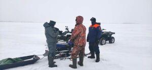 На троих владельцев снегоходов во время рейда в Татарстане выписали штрафы