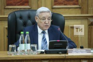 Мухаметшин: Поставлена задача – сохранить представительство Татарстана в Госдуме