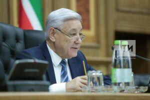 В Татарстане хотят создать конституционный совет при республиканском парламенте