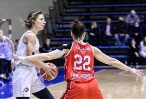 Баскетболистки «Казаночки» проиграли в последнем матче 2020-го года