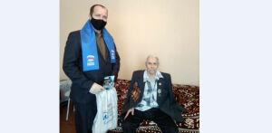 Ветеран войны из Верхнеуслонского района получил подарок от депутата