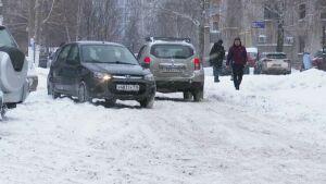 Снегоуборочная техника Нижнекамска работает в круглосуточном режиме