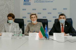 Ольга Павлова обозначила основные вопросы дошкольного и школьного образования