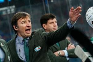 Тренер «Ак Барса»: Сделали выводы от поражения с «Авангардом», нужно исправляться