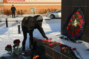В Алькеевском районе в память о Неизвестном солдате устроили митинг