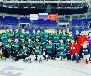 Сборная Приволжского федерального округа выиграла «Кубок Сириуса» по хоккею