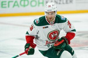 «Ак Барс» третьим в КХЛ забросил сотую шайбу в сезоне 2020/2021