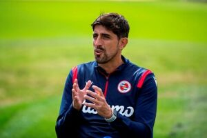 Экс-нападающий «Рубина» может возглавить сборную Сербии по футболу