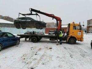Должник из Нижнекамска пытался продать авто вопреки запрету судебного пристава