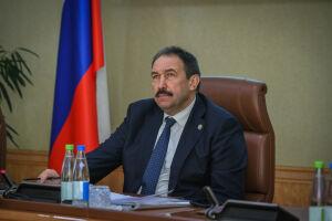Песошин поучаствовал в совещании по развитию государственно-частного партнерства