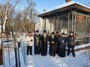 В Казань прибыл глава старообрядчества России митрополит Корнилий