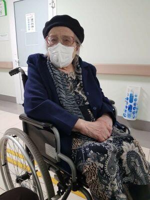 В Татарстане сделали прививку от коронавируса 92-летней женщине