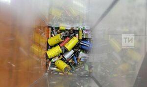 В этом году в Казани и Челнах установят 95 контейнеров для сбора опасных отходов