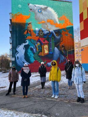 В этом году экскурсии по арт-объектам Альметьевска посетили туристы из 13 городов