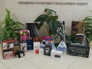 Инвесторы Татарстана исполнили 35 желаний детей-сирот и детей с ОВЗ