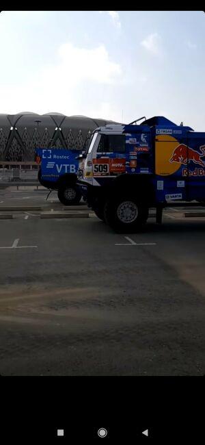 «КАМАЗ-мастер» готовится к официальному тесту грузовиков перед ралли «Дакар»