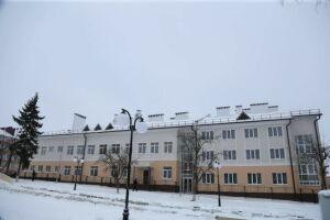 В школе-интернате Мамадыша открылся новый корпус