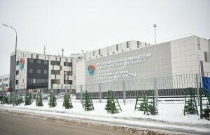 Челнинский онкоцентр примет первых пациентов сразу после новогодних праздников