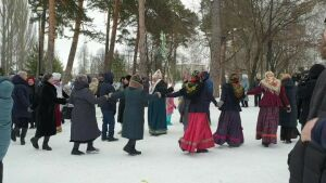 Жители Чистополя отметят Рождество в Скарятинском саду