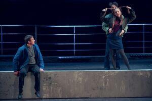 В Набережных Челнах представили премьеру спектакля «Шәhәр. Нокта. Брежнев»