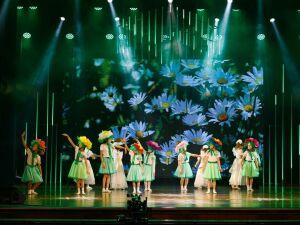 В Казани прошел XIII фестиваль творчества «Возьмемся за руки, друзья!»