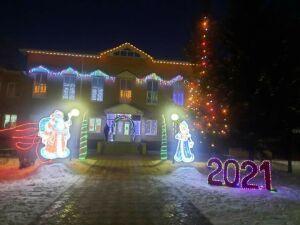 В Заинске назвали победителей конкурса «Новогоднее настроение»
