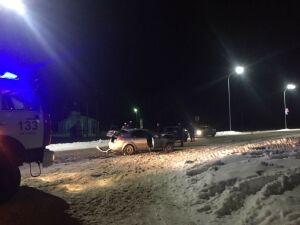 Двое юношей и девушка-подросток пострадали в столкновении иномарок в Тетюшах