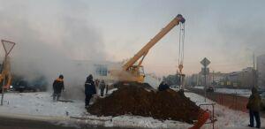 Из-за аварии в котельной в Елабуге без тепла остались около 50 тысяч человек