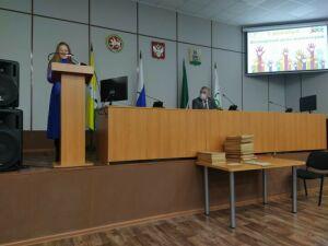 В Болгаре наградили участников акции «Ярдэм янэшэ! Помощь рядом!»
