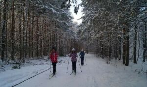 В Дрожжановском районе открылся сезон катания на лыжах