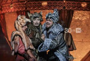Мюзикл «Алтын Казан» планируют ввести в репертуар театра