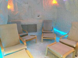 Власти ОАЭ подарили Лаишевскому детдому соляную комнату и микроавтобус