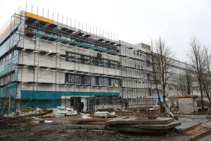 Ремонт корпуса Б инфекционной больницы Челнов отложили на полтора месяца