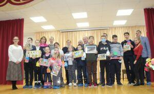 Для детей-инвалидов в Дрожжановском районе провели мастер-класс