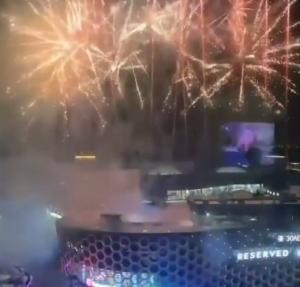 В Казани начали проверку после фейерверк-шоу во время открытия ТЦ «KazanMall»