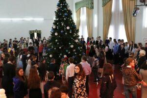 В Алькеевском районе новогодние елки пройдут в новом формате