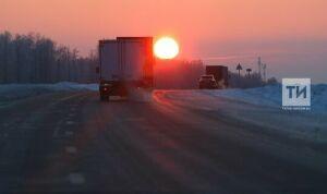 В Татарстане ночью ожидается до 26 градусов мороза