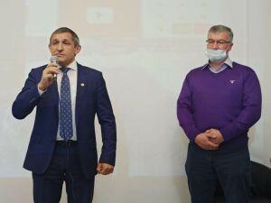 Лаишевцам предложили создать рабочую группу по М12 при муниципалитете