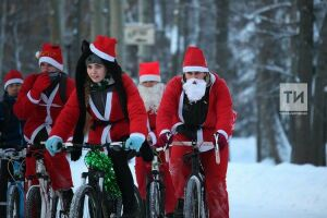 Врач-травматолог ДРКБ призвал не разрешать детям кататься зимой на велосипеде