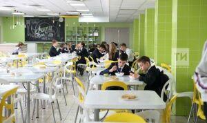 Для организации горячего питания учеников в РТ отремонтировали столовые 37 школ