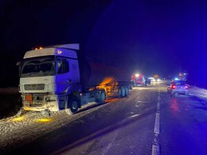 Скончался еще один пострадавший в аварии с грузовиком и авто в Татарстане