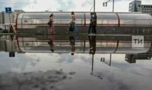 Неработающие ливневки оказались причиной загрязнения Казанки