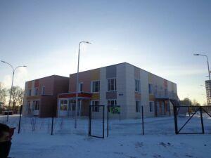 В Приволжском районе Казани достроили детский сад на 220 мест