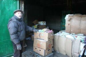 В Алькеевском районе школьники собрали более 28 тонн макулатуры