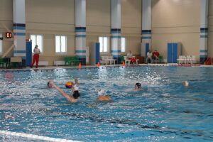 В Базарных Матаках стартовал чемпионат России по водному поло среди юношей