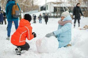 Форум снежных фигур впервые пройдет на территории новой части Казанского зооботсада