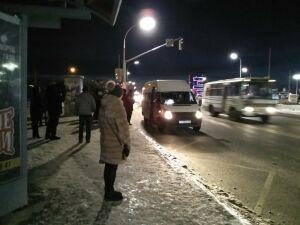 Исполком Челнов провел рейд, чтобы убедиться в отсутствии автобусного коллапса