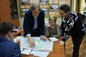 В Елабуге появится новая туристическая карта города с изображением 400 объектов